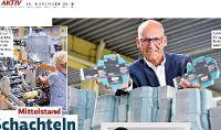 Artikel Wirtschaftszeitung AKTIV 10.11.2018