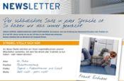 Newsletter Juli 2011