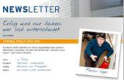 Newsletter März 2013